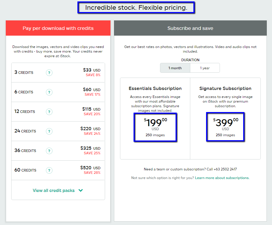 istockphoto_plans_and_pricing